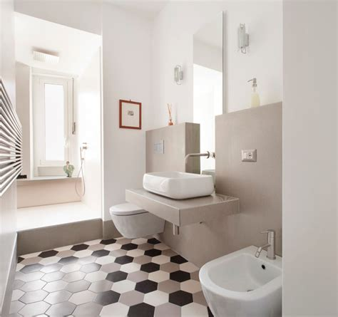 Via Pitr 233 Modern Bathroom Rome By Studioq