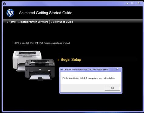 reset network hp laserjet p1102w solved hp laserjet p1102w unable to install on windows