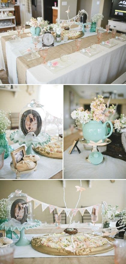 shabby chic wedding shower ideas shabby chic baby shower chic baby showers and shabby chic