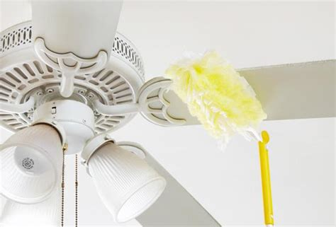 how to clean ceiling fans p g everyday home garden p