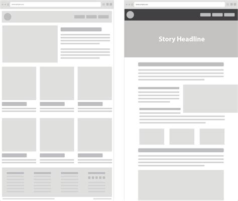 web layout design standards exles of unique website layouts webflow blog