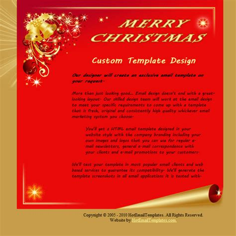 email merry template merry free html e mail templates