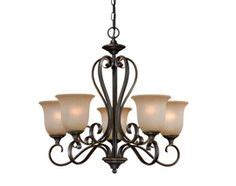 Dining Room Lighting At Menards Brushed Bronze Items On Rubbed Bronze