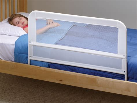 bed railings children s mesh bed rail telescopic