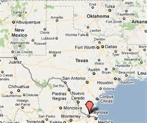 where is mcallen on the map sighting reports 2011