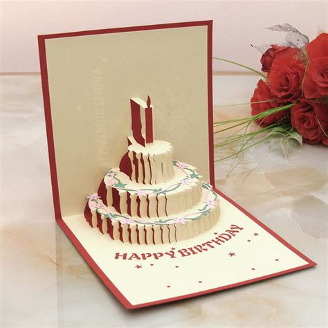 Creative Handmade Birthday Cards - popular designs for birthday buy cheap designs for
