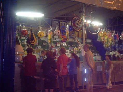 banco di beneficenza festa patronale fotografie 2003