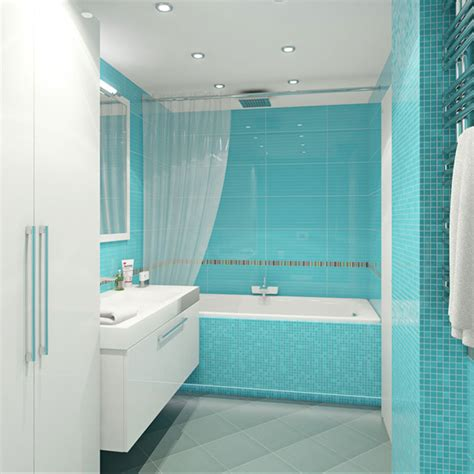 blue tile bathroom ideas 36 baby blue bathroom tile ideas and pictures