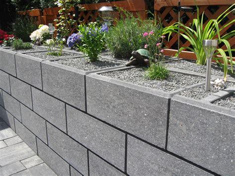 Mauer Aus Pflanzsteinen 3496 mauer aus pflanzsteinen sichtschutz mauer aus