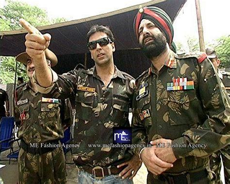 16 Bollywood Celebrities Who Supported Indian Army
