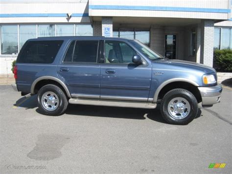 Expedition 6737 Black Silver Blue 2000 medium wedgewood blue metallic ford expedition eddie