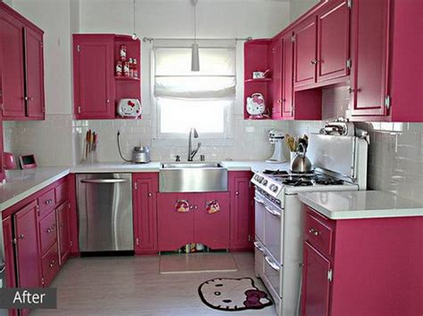 pink kitchen ideas 15 cute hello kitty kitchen ideas ultimate home ideas