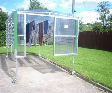 clotheslines for small backyards lennon lines all weather clothes retractable lines