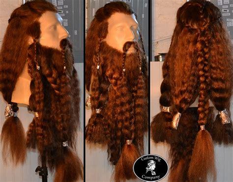 dwarven beard beard and wig custom project profile