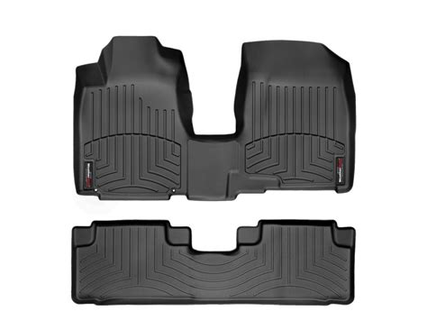 Mats For Honda Crv by 2007 2011 Honda Cr V Weathertech Digitalfit Floor Liners