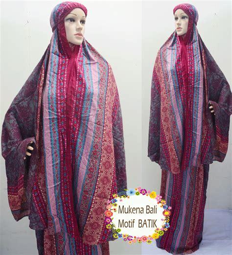 Mukena Bali Vita Tas Pesta 4 mukena padang mukena bali motif batik
