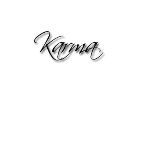 karma tattoo designs wrist 34 best images about karma on sun cursive