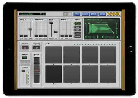 drum pattern ipad vatanator new ipad drum machine app by georgi georgiev