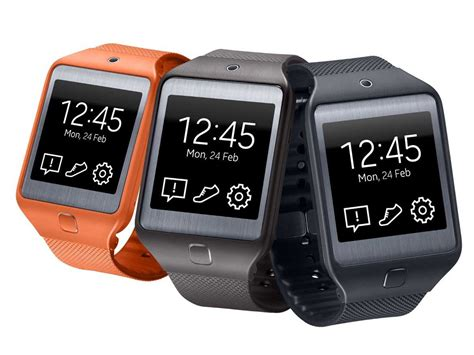 samsung galaxy gear mobile samsung has two new smart watches launching in april