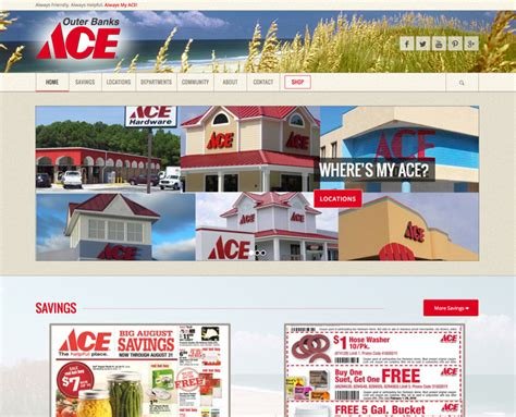 ace hardware website outer banks ace hardware gcp