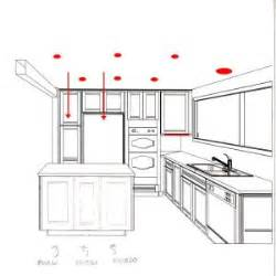 Recessed Kitchen Lighting Layout The Importance Of The Recessed Lighting Layout For The Room Lighting Ultimatehometips