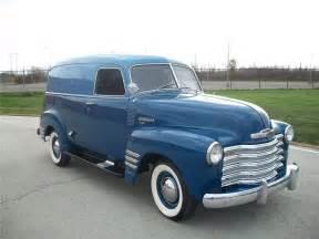 1949 chevrolet 3100 panel truck 96187