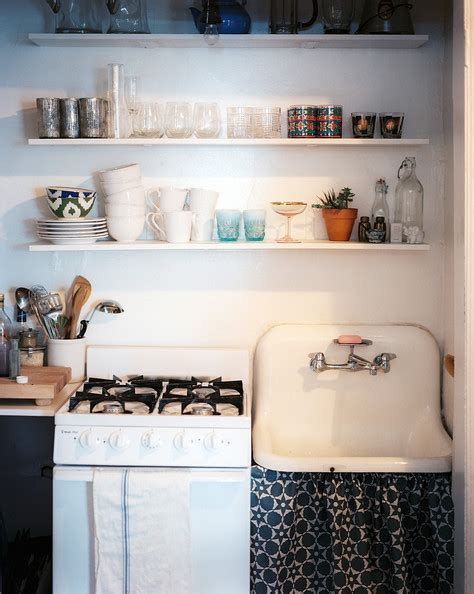 cool looking shelves in the kitchen open shelving cool kitchen ideas lonny