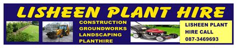 Landscaping Photos Lisheen Plant Hire Tipperary Tipperary