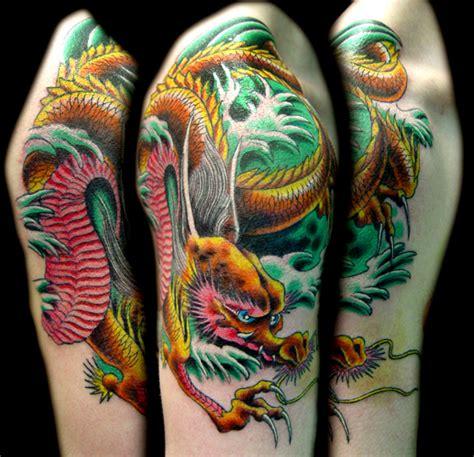 tattoo new oriental oriental dragon by josh woods tattoonow