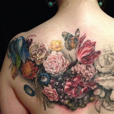 tattoo flowers on back 88 best flower tattoos on the internet amazingly beautiful