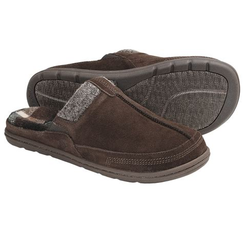 slippers for mens acorn descent mule slippers for 5902x save 80