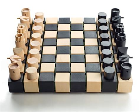 design game for chess a design awards competition winners chess wood
