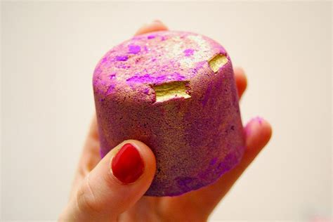 Lush Handmade Cosmetics Recipes - 22 best images about bath bombs on