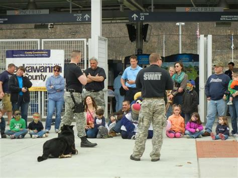 Lackawanna County Sheriff S Office 17 best images about family day at pnc field on
