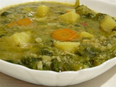 come cucinare le scarole le ricette di andre minestra con indivia