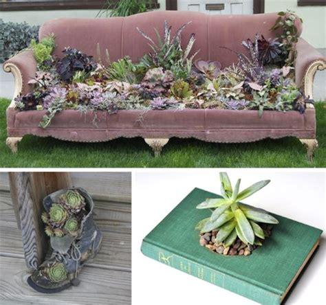 upcycling sofa plants combo upcycled pinterest sofas upcycled