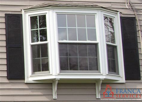 bow window replacement bay or bow window replacement new construction in ma