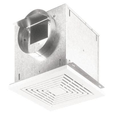 high volume bathroom extractor fan broan 210 cfm ceiling metallic high capacity exhaust bath