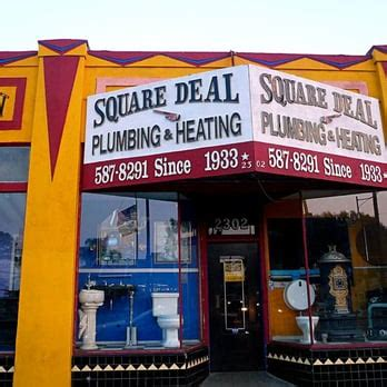 square deal plumbing supplies plumbing reviews