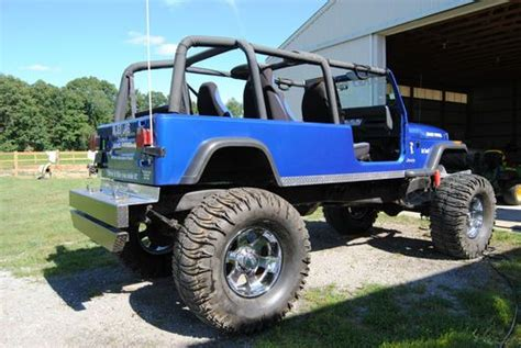 6 Seater Jeep Sell New 1995 Jeep Wrangler Lifted Extended 6 Passenger 44