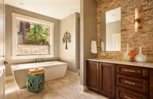 houzz home design inc transitional bathroom