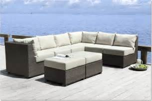 Patio Sectional Sofa Zenna Outdoor Sectional Sofa Set Modern Outdoor Lounge
