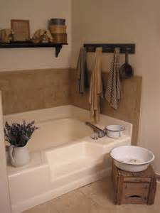 Decor Ideas For Bathroom Primitive Bathroom Decor 14 Photo Bathroom Designs Ideas