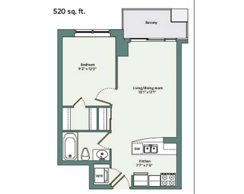 520 square feet 520 square feet 520 square feet 520 square feet 28 images