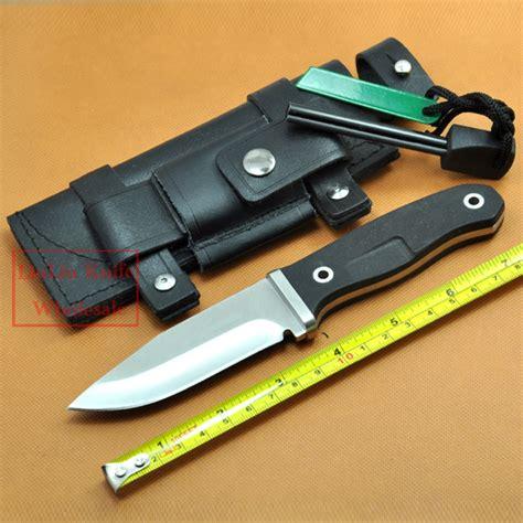 g10 knife blade aliexpress buy fixed knife ats 34 blade g10