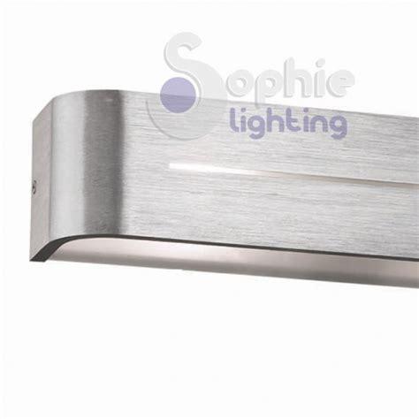 applique design moderno applique corridoio design moderno acciaio spazzolato