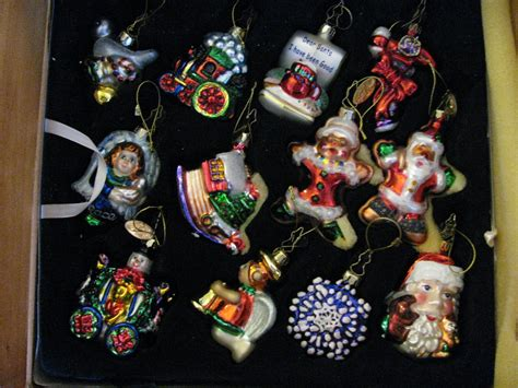 mark king christmas ornaments collectors weekly