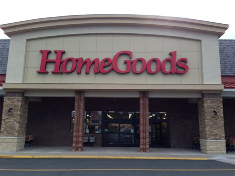 homegoods department stores 300 shoppers world ct