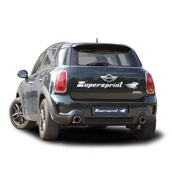 Mini Cooper Countryman All4 Mini Cooper S Countryman All4 Ligne Compl 232 Te Supersprint