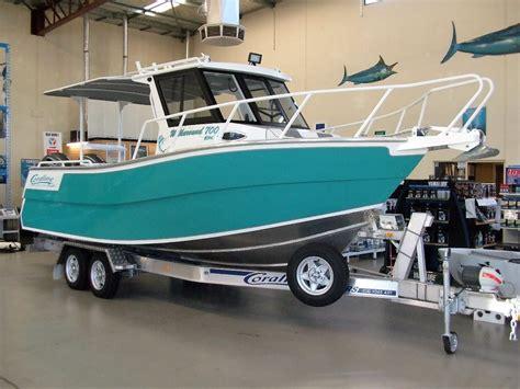 trailer boats online new coraline quot series ii quot 700 walkaround trailer boats